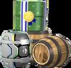 Fig 20 barrel