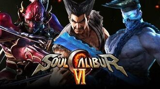 SOUL CALIBUR 6 New Roster Leak w Console Exclusive Guest Characters? 30 Characters w 7 Newcomers?