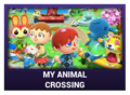 J-Games game box - My Animal Crossing