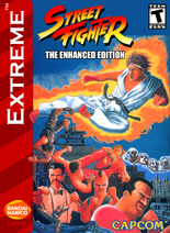 Street Fighter The Enhanced Edition Box Art 1