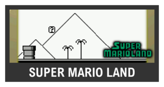 Super Smash Bros. Strife stage box - Super Mario Land