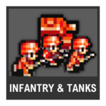 Super Smash Bros. Strife Assist box - Infantry & Tanks