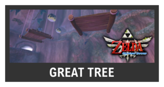 Super Smash Bros. Strife stage box - Great Tree