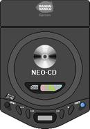 Bandai Neo-CD Console
