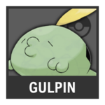 Super Smash Bros. Strife Pokémon box - Gulpin