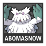 Super Smash Bros. Strife Pokémon box - Abomasnow