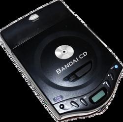 Bandai CD Console