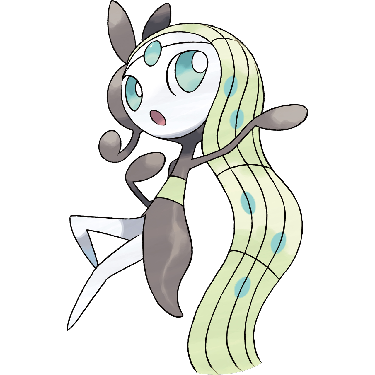Meloetta | Video Games Fanon Wiki | FANDOM powered by Wikia