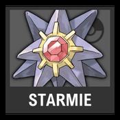 Super Smash Bros. Strife Pokémon box - Starmie