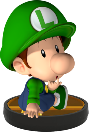 filebaby luigi ssbstrife amiibopng