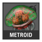 Super Smash Bros. Strife Assist box - Metroid