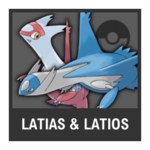 Super Smash Bros. Strife Pokémon box - Latias and Latios