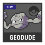 Super Smash Bros. Strife Pokémon box - Geodude
