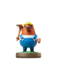 Resetti - Animal Crossing amiibo