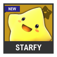 Super Smash Bros. Strife character box - Starfy
