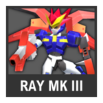 Super Smash Bros. Strife Assist box - Ray MK III