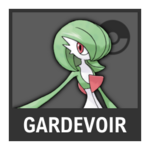 Super Smash Bros. Strife Pokémon box - Gardevoir