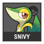 Super Smash Bros. Strife Pokémon box - Snivy