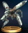 Metal Gear RAY - Brawl Trophy
