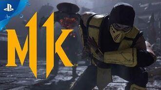 Mortal Kombat 11 – Official Announce Trailer-0