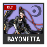 Super Smash Bros. Strife character box - Bayonetta 1