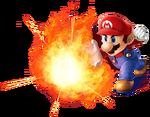 Mario SSB4 box