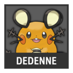 Super Smash Bros. Strife Pokémon box - Dedenne