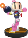 Bomberman - SSBStrife amiibo