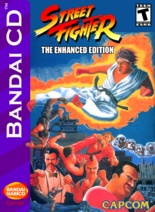 Street Fighter The Enhanced Edition Box Art 3