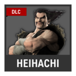 Super Smash Bros. Strife Assist box - Heihachi