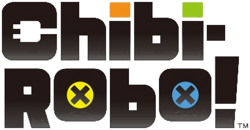 New Chibi-Robo logo