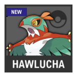 Super Smash Bros. Strife Pokémon box - Hawlucha