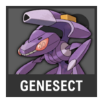 Super Smash Bros. Strife Pokémon box - Genesect
