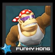 ACL Mario Kart 9 character box - Funky Kong