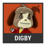 Super Smash Bros. Strife character box - Digby