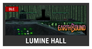 Super Smash Bros. Strife stage box - Lumine Hall