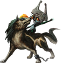 TPHD Wolf Link