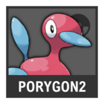Super Smash Bros. Strife Pokémon box - Porygon2