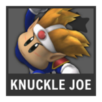 Super Smash Bros. Strife Assist box - Knuckle Joe