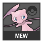 Super Smash Bros. Strife Pokémon box - Mew
