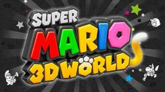 Captain Toad Plays Peek-a-Boo - Super Mario 3D World