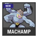 Super Smash Bros. Strife Pokémon box - Machamp