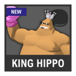 Super Smash Bros. Strife Assist box - King Hippo