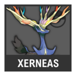 Super Smash Bros. Strife Pokémon box - Xerneas