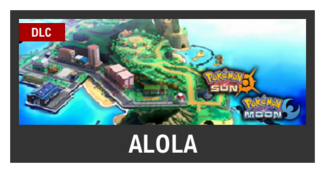 Super Smash Bros. Strife stage box - Alola