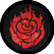 Rose Art - Fire