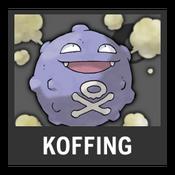 Super Smash Bros. Strife Pokémon box - Koffing
