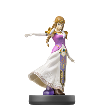 Zelda Amiibo Video Games Fanon Wiki Fandom