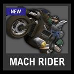 Super Smash Bros. Strife Assist box - Mach Rider