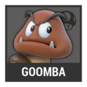 Super Smash Bros. Strife SR enemy box - Goomba